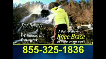 Free Health Hotline TV Spot, \'Knee Brace\'