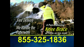 Free Health Hotline TV Spot, 'Knee Brace'