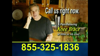 Free Health Hotline TV Spot, 'Knee Brace' - Thumbnail 7