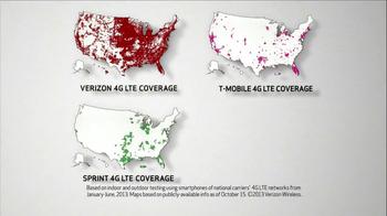 Verizon TV Spot, 'Map Gallery' - Thumbnail 7