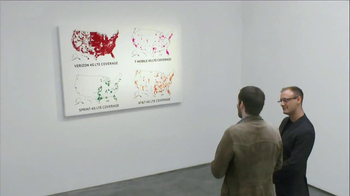 Verizon TV Spot, 'Map Gallery' - Thumbnail 9
