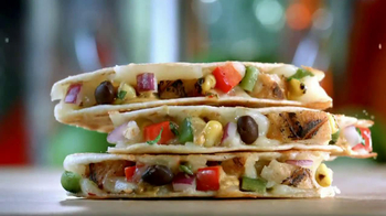 $6 Lunch Break Combos: Santa Fe Chicken Quesadilla thumbnail