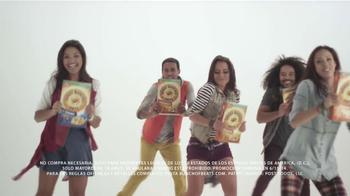 Honey Bunches of Oats TV Spot, 'Bunch of Beats' Con Domino Saints [Spanish] - Thumbnail 6