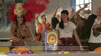 Honey Bunches of Oats TV Spot, 'Bunch of Beats' Con Domino Saints [Spanish] - 62 commercial airings