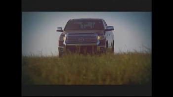 2014 Toyota Tundra TV Spot, 'More Truck Than You'll Ever Need' - Thumbnail 2