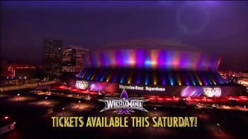 Wrestlemania in New Orleans TV Spot, 'Laissez Les Bon Temps Roulez' - Thumbnail 8