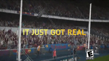 FIFA 14 TV Spot, 'Next-Gen' Featuring Lionel Messi - Thumbnail 10