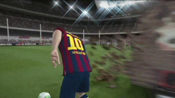 FIFA 14 TV Spot, 'Next-Gen' Featuring Lionel Messi - Thumbnail 8