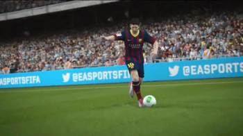 FIFA 14 TV Spot, 'Next-Gen' Featuring Lionel Messi - Thumbnail 9