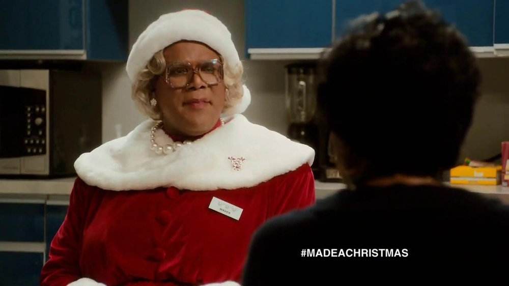 Madea Christmas.Tyler Perry S A Madea Christmas Video