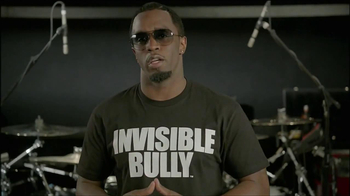 Be a Star Stop Bullying TV Spot, 'Hero' Featuring Sean 'Diddy' Combs - 2 commercial airings