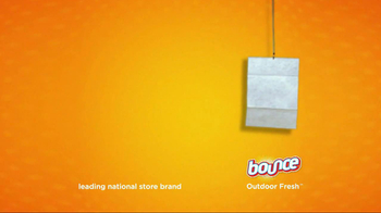 Bounce Outdoor Fresh TV Spot, 'Comparison' - Thumbnail 2