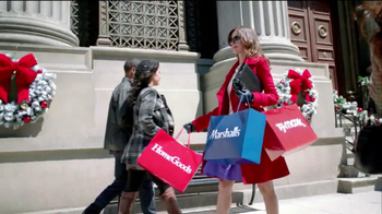 TJ Maxx, Marshalls and HomeGoods TV Spot, 'The Gifter: Full Speed' - 1022 commercial airings