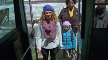 Burlington Coat Factory TV Spot, 'All the Way to the Top, Baby' - Thumbnail 8