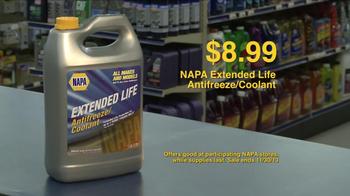 NAPA Auto Parts TV Spot, 'Filter Change Kit' - Thumbnail 6