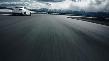 Lexus IS F Sport TV Spot, 'Track Honed' - Thumbnail 5