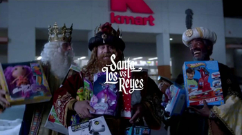 Kmart TV Spot, 'Santa vs Los Reyes' [Spanish] - Thumbnail 1