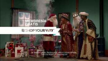 Kmart TV Spot, 'Santa vs Los Reyes' [Spanish] - Thumbnail 10