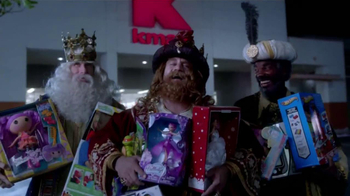 Kmart TV Spot, 'Santa vs Los Reyes' [Spanish] - Thumbnail 2