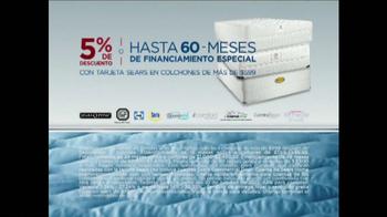 Sears Espectacular de Colchones TV Spot [Spanish] - Thumbnail 7