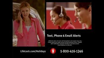 LifeLock TV Spot, 'Holidays'