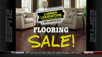 Lumber Liquidators Holiday Flooring Sale TV Spot - Thumbnail 3
