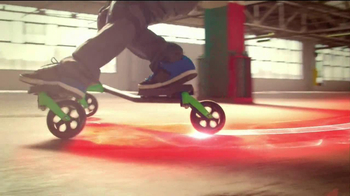 Yvolution Fliker Scooters TV Spot, 'Warehouse Tricks' - Thumbnail 5