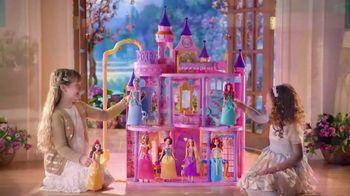 Disney Princess Ultimate Dream Castle TV Spot, 'Free App'