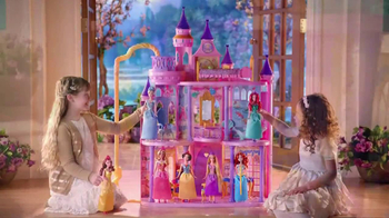 Disney Princess Ultimate Dream Castle TV Spot, 'Free App'