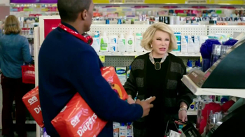 CVS Pharmacy TV Spot, 'What's Your Deal?' Feat. Nick Cannon, Joan Rivers - 2 commercial airings