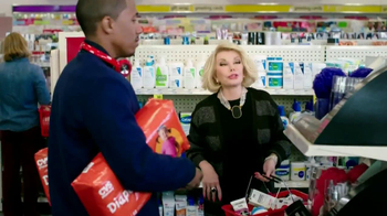 CVS Pharmacy TV Spot, 'What's Your Deal?' Feat. Nick Cannon, Joan Rivers - Thumbnail 8