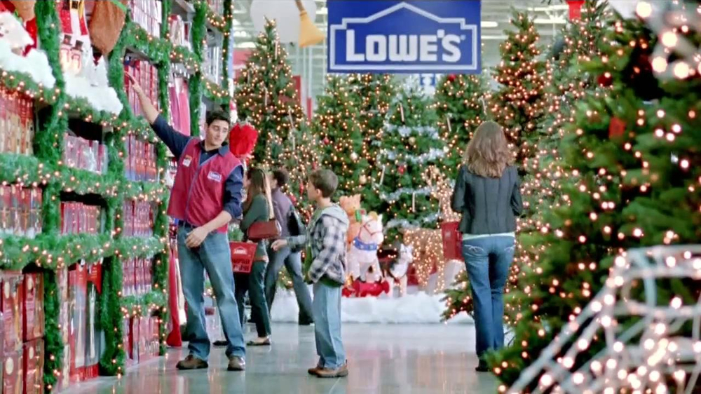 Lowes Christmas.Lowe S Tv Commercial Luces Spanish Video