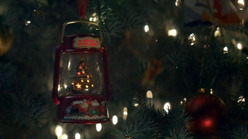 Hallmark Santa Signal Ornament TV Spot