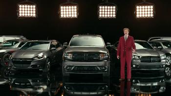 Dodge TV Spot, 'Soft D' Featuring Will Ferrell - Thumbnail 4