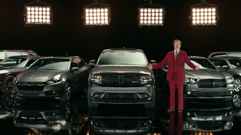 Dodge TV Spot, 'Soft D' Featuring Will Ferrell - 123 commercial airings