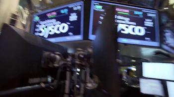 Sysco TV Spot, 'NYSE' - Thumbnail 10