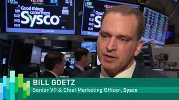 Sysco TV Spot, 'NYSE' - Thumbnail 4