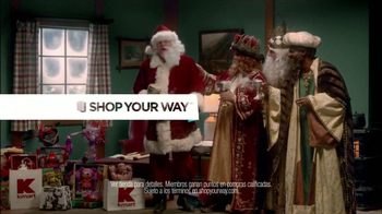 Kmart TV Spot, 'Santa vs Los Reyes: Corte' [Spanish] - Thumbnail 10