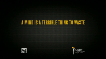 UNCF TV Spot, 'Invest in the Future' - Thumbnail 9