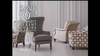 Bassett 2013 Thanksgiving Sale TV Spot - Thumbnail 6