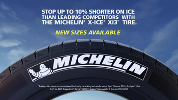 Michelin X-ICE XI3 Tire TV Spot, 'Norm Drives to Work' - Thumbnail 9