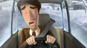 Michelin X-ICE XI3 Tire TV Spot, 'Norm Drives to Work' - Thumbnail 2