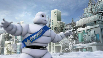 Michelin X-ICE XI3 Tire TV Spot, 'Norm Drives to Work' - Thumbnail 5