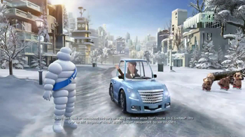 Michelin X-ICE XI3 Tire TV Spot, 'Norm Drives to Work' - Thumbnail 7