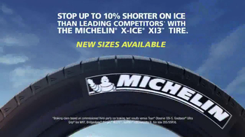 Michelin X-ICE XI3 Tire TV Spot, 'Norm Drives to Work' - Thumbnail 8