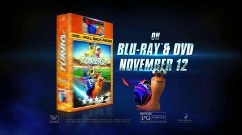 Turbo Blu-Ray & DVD TV Spot