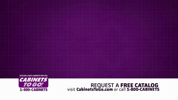 Cabinets To Go TV Spot, 'Additional 20% Off' - Thumbnail 1