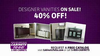 Cabinets To Go TV Spot, 'Additional 20% Off' - Thumbnail 10