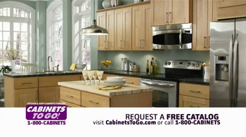 Cabinets To Go TV Spot, 'Additional 20% Off' - Thumbnail 4