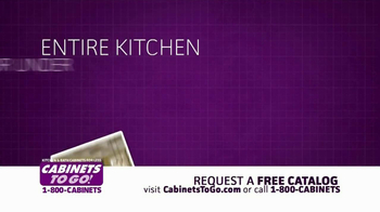 Cabinets To Go TV Spot, 'Additional 20% Off' - Thumbnail 7